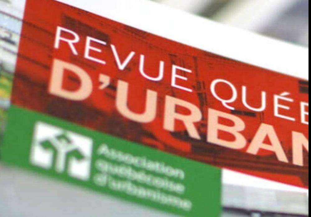 Un nouveau site Internet pour l'Association québécoise d'urbanisme!